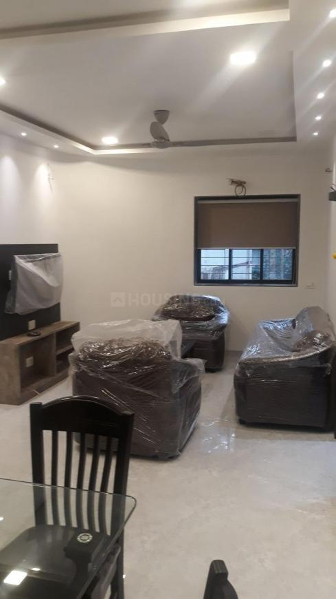 Living Room Image of 1300 Sq.ft 2 BHK Independent Floor for rent in Andheri East for 97000