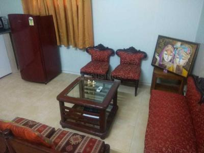 Gallery Cover Image of 800 Sq.ft 1 BHK Independent Floor for rent in Green Park for 35000