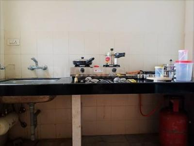Kitchen Image of 701, Omker Shree Gajanan Co-op Society, Hiranandani in Thane West