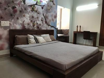 Gallery Cover Image of 395 Sq.ft 1 RK Independent Floor for rent in Sector 17 for 13000