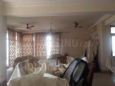 Gallery Cover Image of 900 Sq.ft 1 RK Apartment for rent in Seawoods for 65000