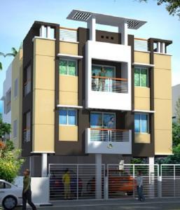 Gallery Cover Image of 1005 Sq.ft 3 BHK Apartment for buy in Krishna Flats, Kovilambakkam for 5527500