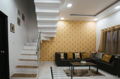 Gallery Cover Image of 1200 Sq.ft 3 BHK Villa for buy in Compact Maa Narmada City Homes, Bilhari for 3800000