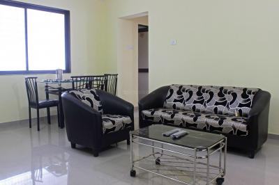Living Room Image of 1b Progressive Model Colony in Hadapsar