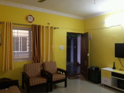 Gallery Cover Image of 1020 Sq.ft 2 BHK Apartment for rent in Krishnarajapura for 24500