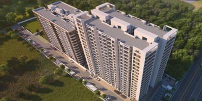 Gallery Cover Image of 985 Sq.ft 2 BHK Apartment for buy in Mantra Park View Phase 2, Dhayari for 5125000
