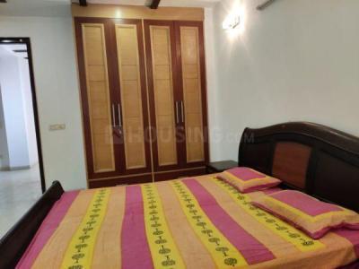 Gallery Cover Image of 450 Sq.ft 1 BHK Independent Floor for rent in RWA Lajpat Nagar 4 Colonies, Lajpat Nagar for 13500