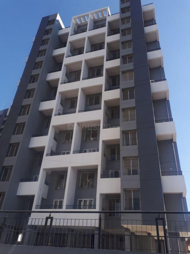 Building Image of 1050 Sq.ft 2 BHK Apartment for rent in Handewadi for 13500