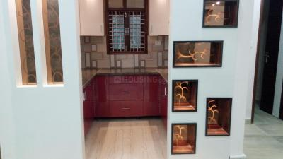 Gallery Cover Image of 700 Sq.ft 3 BHK Independent House for buy in Dwarka Mor for 4200000