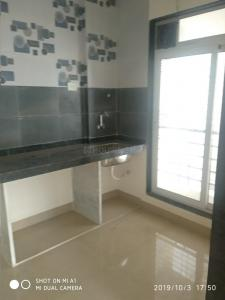 Gallery Cover Image of 415 Sq.ft 1 BHK Apartment for rent in Karanjade for 7000