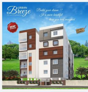 Gallery Cover Image of 1090 Sq.ft 2 BHK Apartment for buy in Thanisandra for 4520000
