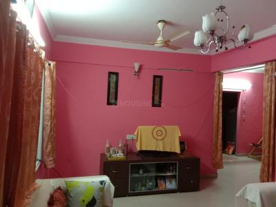 Gallery Cover Image of 1463 Sq.ft 2 BHK Apartment for rent in Innovative Petals, Mahadevapura for 28000