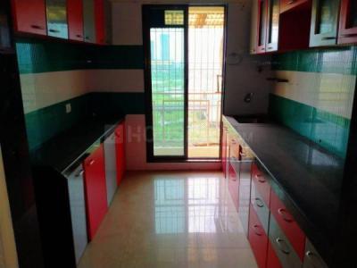 Gallery Cover Image of 1155 Sq.ft 2 BHK Apartment for rent in Regency Ashoka Residency, Kharghar for 25000