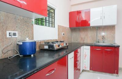 Kitchen Image of Sowmindra Nest-201 in Tarnaka