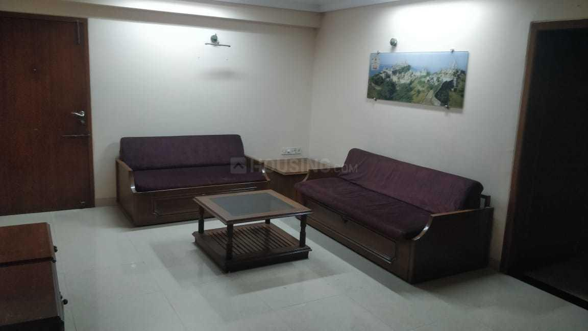 Living Room Image of 1500 Sq.ft 2 BHK Apartment for rent in Santacruz West for 65000