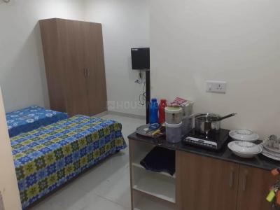 Gallery Cover Image of 500 Sq.ft 1 RK Apartment for rent in Indira Nagar for 14000