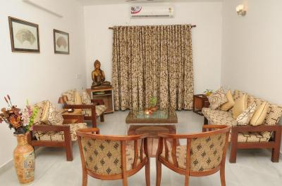 Gallery Cover Image of 1799 Sq.ft 3 BHK Apartment for rent in Sholinganallur for 45000