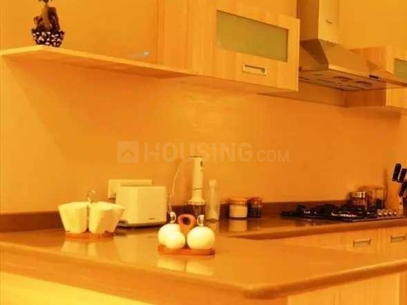 Kitchen Image of 2055 Sq.ft 4 BHK Apartment for buy in Vrindavan Yojna for 9650000