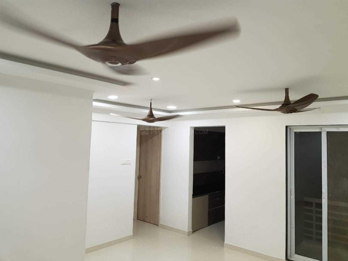 Living Room Image of 1100 Sq.ft 2 BHK Apartment for rent in Ulwe for 15000