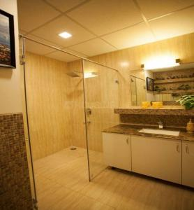 Common Bathroom Image of Swissroyals PG in Ramanashree California Gardens Layout