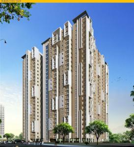 Gallery Cover Image of 1205 Sq.ft 2 BHK Apartment for buy in Chandanagar for 3012500