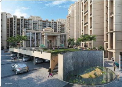 Gallery Cover Image of 1039 Sq.ft 2 BHK Apartment for buy in Oxyfresh Homes, Rohinjan for 6642000