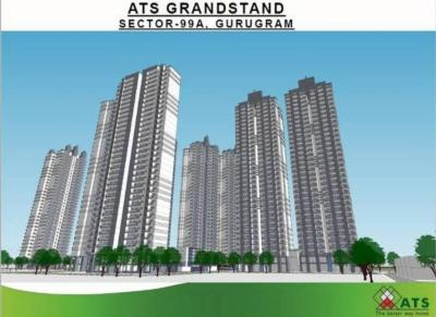 Gallery Cover Image of 1550 Sq.ft 3 BHK Independent Floor for buy in ATS Grandstand, Sector 99A for 6500000