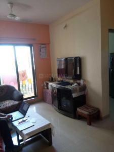 Gallery Cover Image of 545 Sq.ft 1 BHK Apartment for rent in Hiranandani Estate for 21000