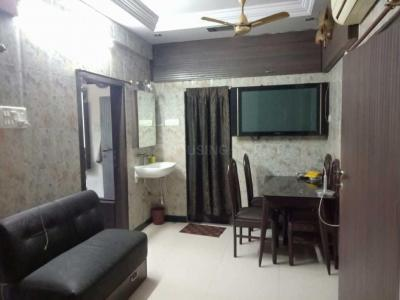 Gallery Cover Image of 650 Sq.ft 1 BHK Apartment for rent in Reputed Sion Hill View CHS, Sion for 34000