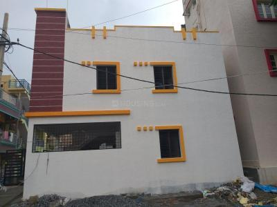 Gallery Cover Image of 600 Sq.ft 1 BHK Independent House for rent in Krishnarajapura for 8000