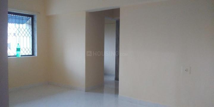Living Room Image of 590 Sq.ft 1 BHK Apartment for rent in Naigaon East for 6500