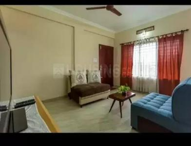 Gallery Cover Image of 990 Sq.ft 2 BHK Apartment for rent in Vasanth Apartment, Vennala for 20000
