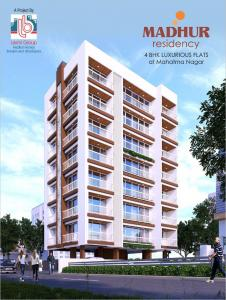 Gallery Cover Image of 2400 Sq.ft 4 BHK Apartment for buy in Parijat Nagar for 15600000