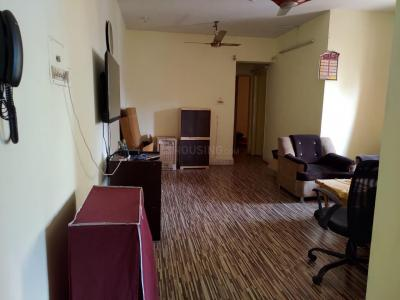Hall Image of 940 Sq.ft 2 BHK Apartment for buy in Belapur CBD for 13500000
