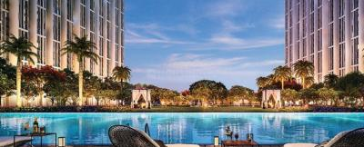 Gallery Cover Image of 609 Sq.ft 1 BHK Apartment for buy in Raymond Ten X Habitat Raymond Realty Tower J, Thane West for 8200000