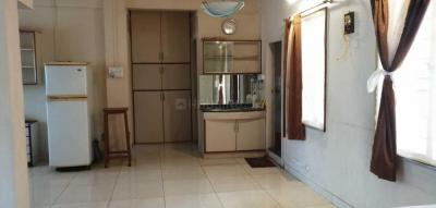 Gallery Cover Image of 600 Sq.ft 1 BHK Apartment for rent in Kothrud for 17500
