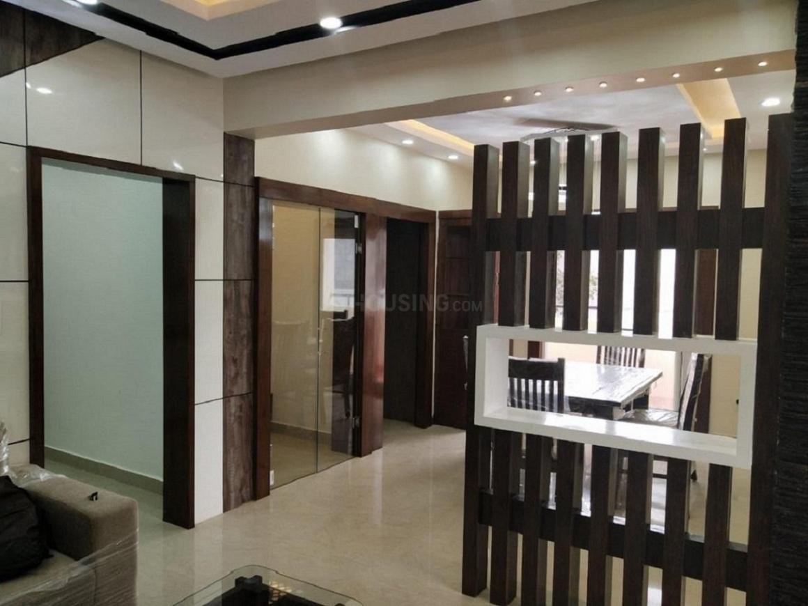 Living Room Image of 660 Sq.ft 1 BHK Apartment for buy in Kasavanahalli for 3030200
