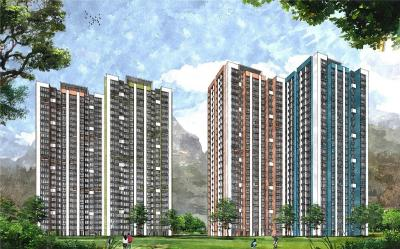 Gallery Cover Image of 660 Sq.ft 1 BHK Apartment for buy in Panvel for 4200000