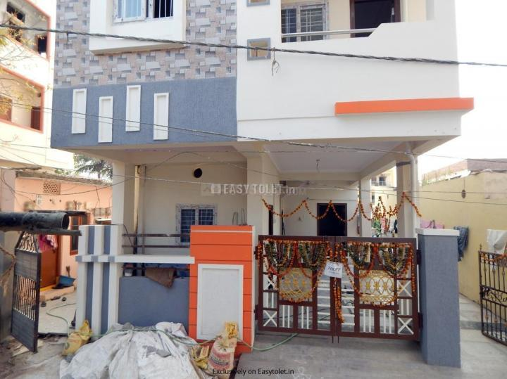 Building Image of 700 Sq.ft 1 BHK Independent House for rent in Hafeezpet for 11000
