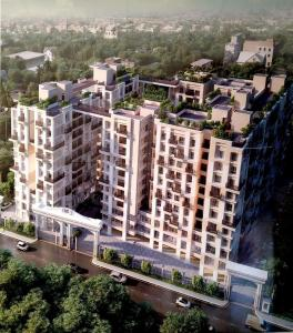 Gallery Cover Image of 913 Sq.ft 3 BHK Apartment for buy in Ascon Era, Rajarhat for 4472787