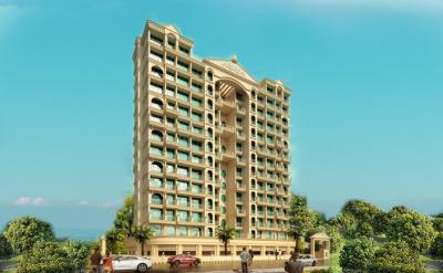 Gallery Cover Image of 750 Sq.ft 1 BHK Apartment for buy in Lakhani Royale, Ulwe for 6063000