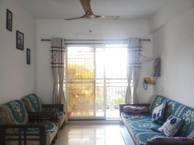 Gallery Cover Image of 1210 Sq.ft 2 BHK Apartment for rent in Nerul for 38000