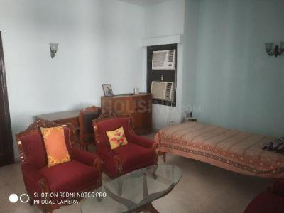 Gallery Cover Image of 1000 Sq.ft 1 RK Apartment for rent in Greater Kailash I for 35000