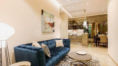 Gallery Cover Image of 900 Sq.ft 2 BHK Apartment for buy in Platinum Corp Life, Andheri West for 23900000