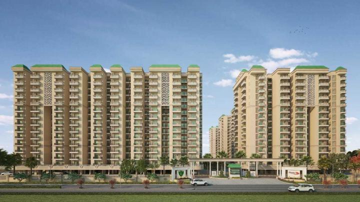 Building Image of 505 Sq.ft 1 BHK Apartment for buy in Raj Nagar Extension for 1599000