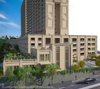 Gallery Cover Image of 1000 Sq.ft 2 BHK Apartment for buy in Hiranandani Developers Castle Rock C And D Wing, Powai for 29500000