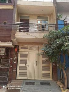 Gallery Cover Image of 600 Sq.ft 3 BHK Independent House for buy in Uttam Nagar for 4500000