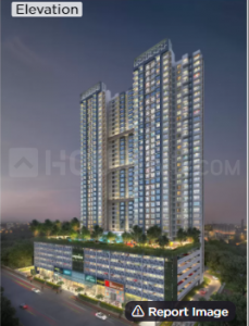 Gallery Cover Image of 1550 Sq.ft 3 BHK Apartment for buy in Wadhwa TW Gardens, Kandivali East for 21000000
