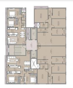 Gallery Cover Image of 1250 Sq.ft 2 BHK Apartment for buy in Rite Paradise, Santacruz East for 29500000