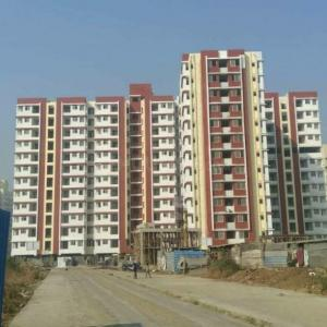 Gallery Cover Image of 800 Sq.ft 2 BHK Apartment for rent in Chikhali for 12000